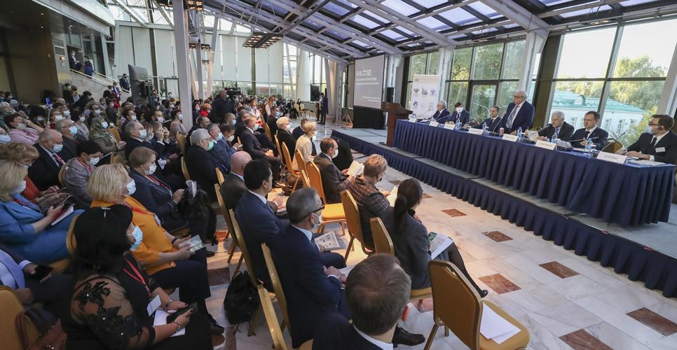 В Москве начал работу Всемирный конгресс школьных учителей истории