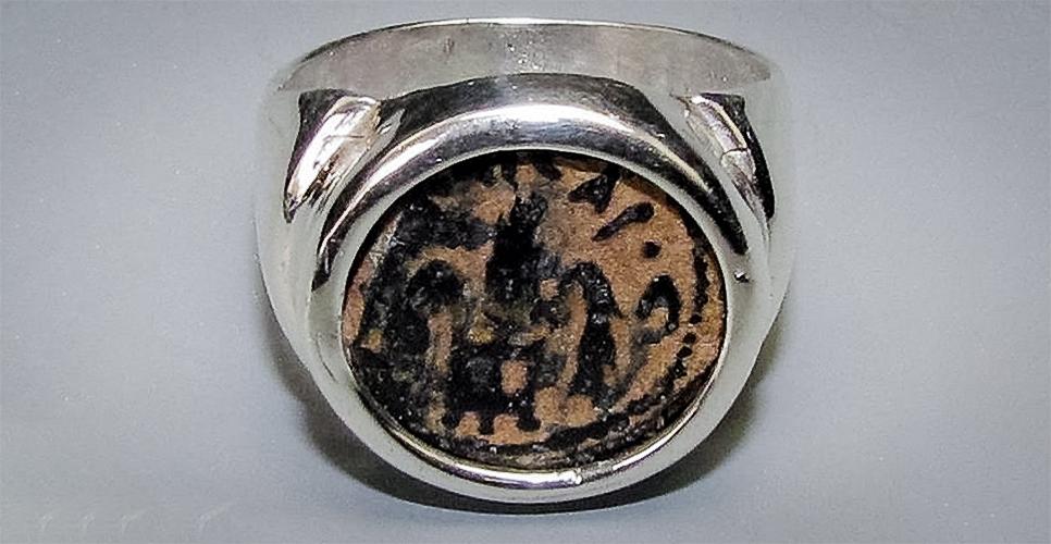 Учёные исследовали кольцо, которое могло принадлежать Понтию Пилату