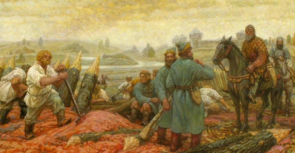 Волгоградское отделение участвует в обсуждении вопросов сохранения историко-культурного наследия