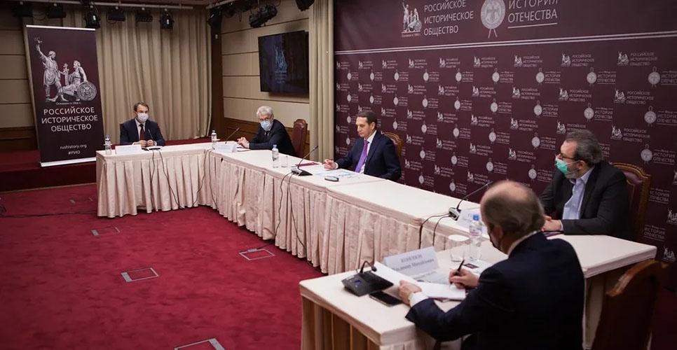 В Доме РИО обсудили подготовку к 350-летию со дня рождения Петра I