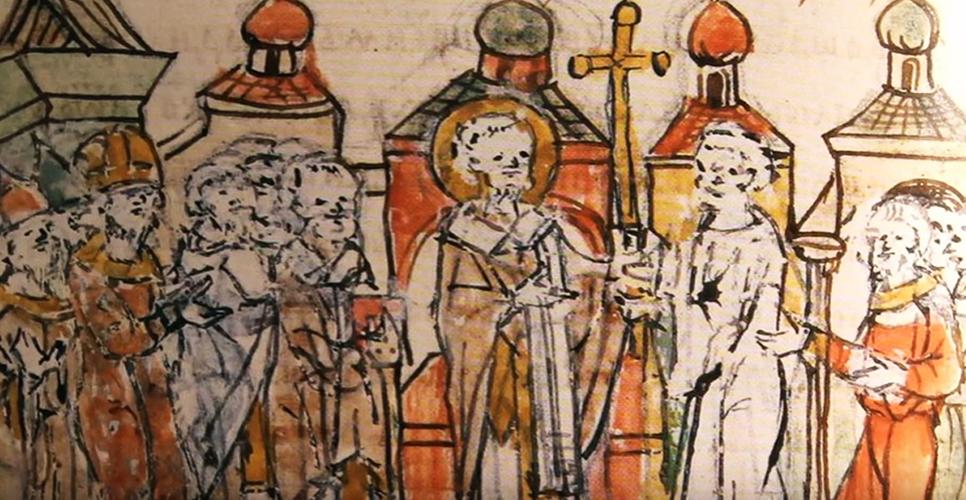 1030 лет крещения Руси: из истории христианизации страны 234567890765435673