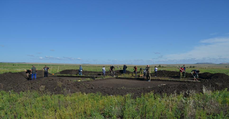 Молодёжная археологическая школа на Южном Урале – 2020