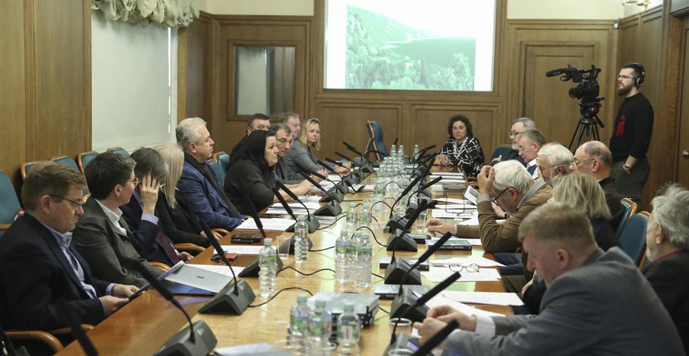 В РГБ обсудили проблемы сохранения исторических памятников в Крыму