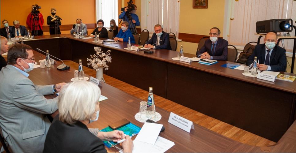 Финно-угорские народы в социально-экономическом и культурном пространстве России