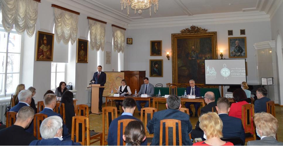 В Ульяновске обсудили вопросы, связанные с изучением засечных черт