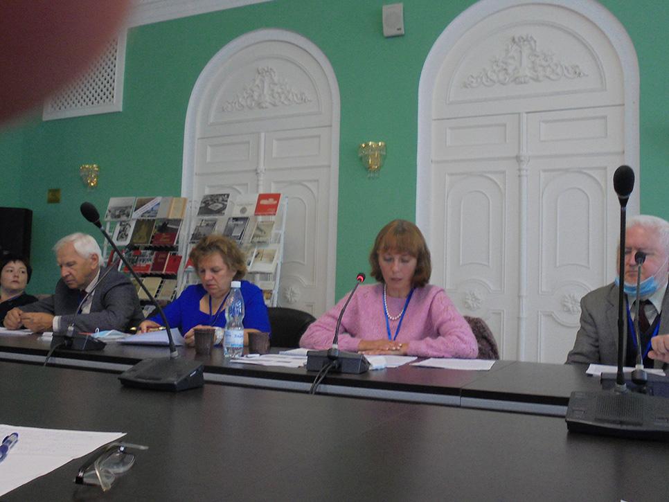 Музейную интерпретацию личности В.И. Ленина обсудили в Ульяновске