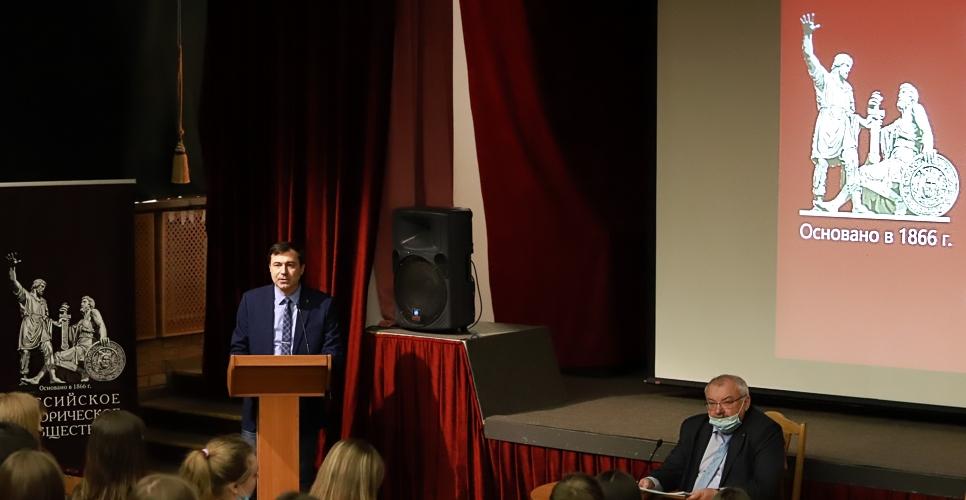 В Волгограде представили проект изучения и популяризации засечных черт России
