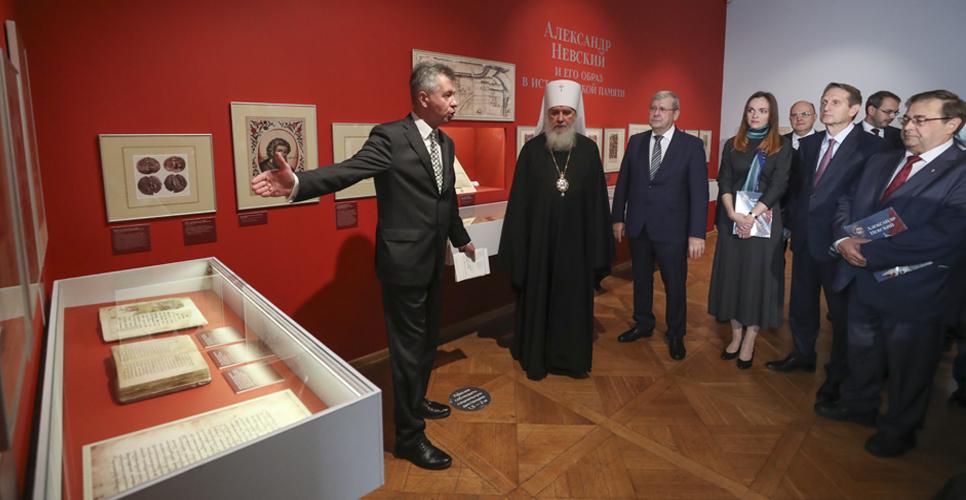 Александр Невский и его образ в исторической памяти