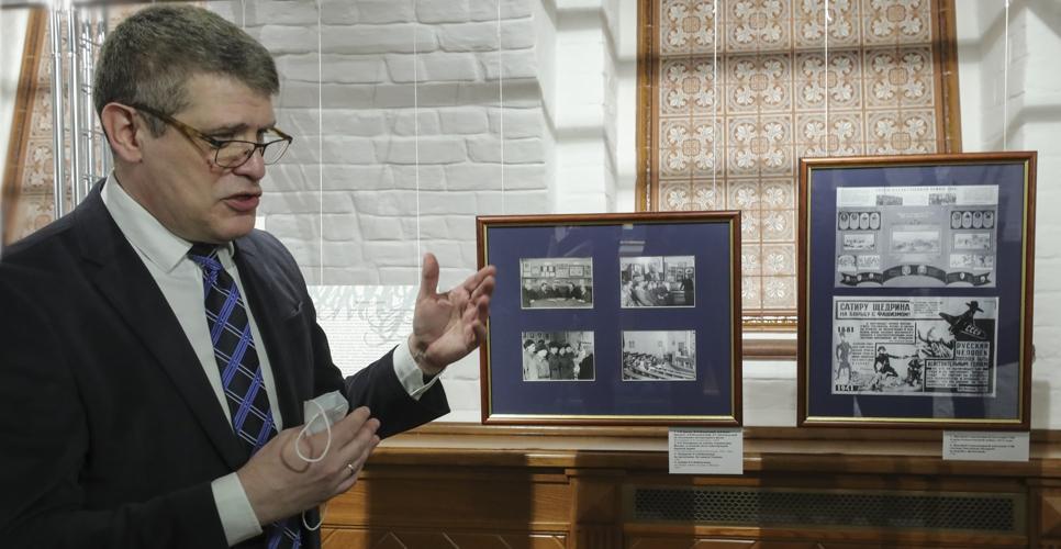 Выставку «ГМИРЛИ имени В.И. Даля: век служения литературе» представили в Доме РИО