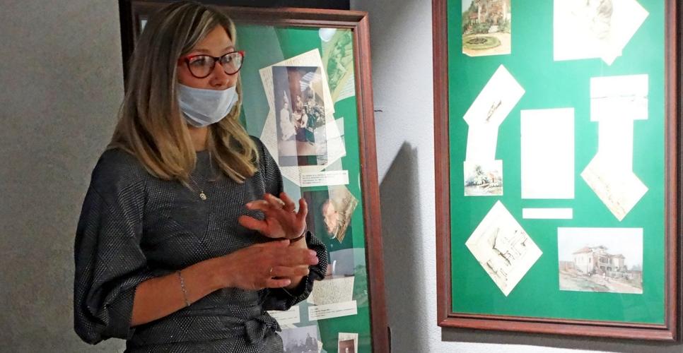 В Ульяновске открылась выставка, посвященная судьбе В.А. Пыпиной