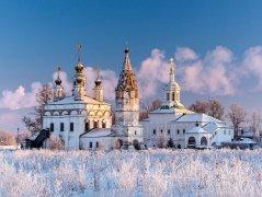 Ансамбль храмов Дымковской слободы