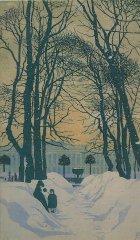 Остроумова-Лебедева А. П. Летний сад. 1902