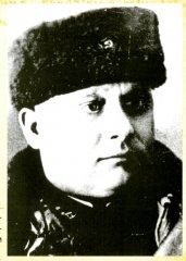 Полковник Михаил Петрович Краснопивцев, командир 473 стрелкового полка 154 стрелковой дивизии