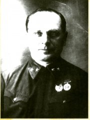 Генерал-майор Я.С. Фоканов