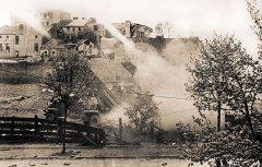 «Катюши» ведут огонь. Не позднее мая 1945 г., Германия. РГАСПИ. Ф. М-10. Оп. 1. Д. 3850.