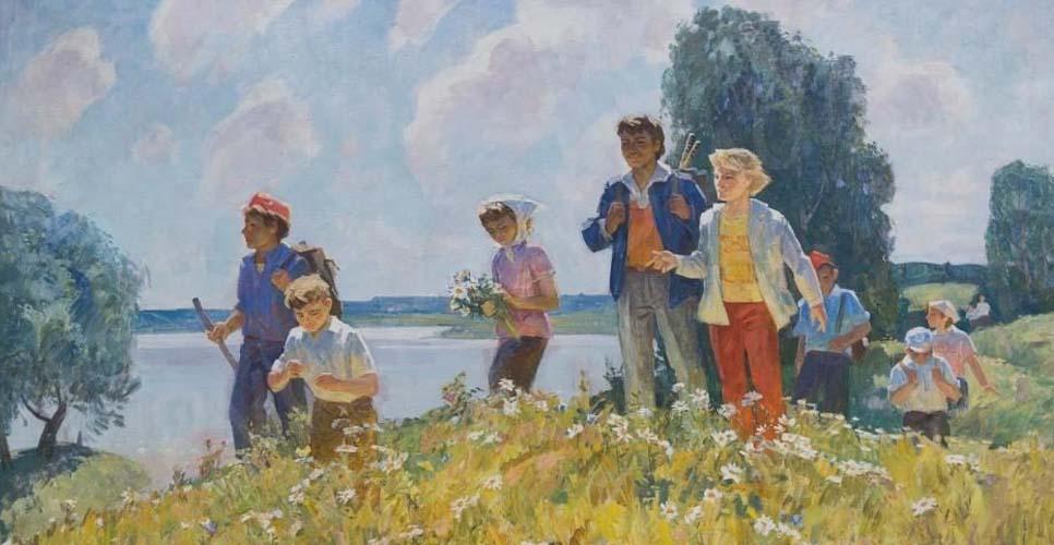 Всероссийский конкурс краеведов, работающих с молодёжью<
